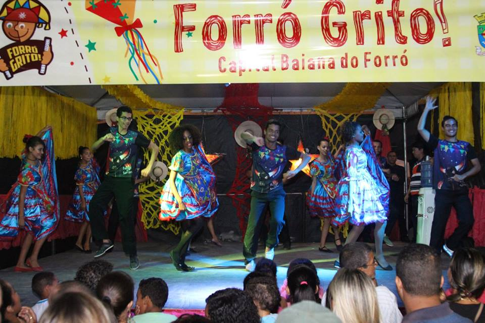 FORRÓ GRITO 2017